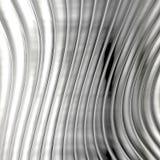 Aluminum silver stripe pattern Stock Photos