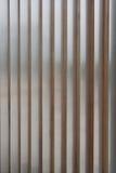 Aluminum Slats With Wood Corners Royalty Free Stock Photo
