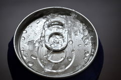 Free Aluminum Soda, Beer Can With Water Drops Stock Photography - 42879142