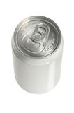 Aluminum soda can royalty free stock photos