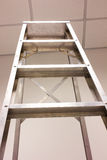 Aluminum Staircase Fold Stock Photography