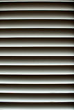 Aluminum sun blind background Stock Images