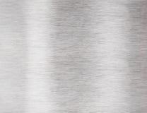 Aluminum surface Stock Photography