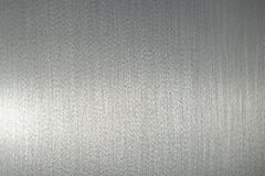 Aluminum texture Royalty Free Stock Photo