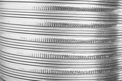 Free Aluminum Texture Royalty Free Stock Photo - 22708665