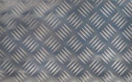 Aluminum texture Stock Images