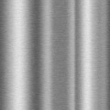 Aluminum texture background Royalty Free Stock Images