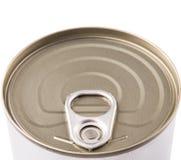 Aluminum Tin Can VI Stock Photography