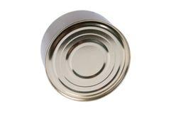 Aluminum tin can Stock Image