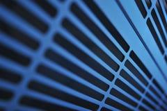 Aluminum ventilation grid Royalty Free Stock Photos