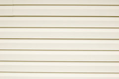 Aluminum Vinyl Residential Siding Royalty Free Stock Photos