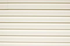 Aluminum Vinyl Residential Siding Royalty Free Stock Photos