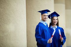 Alumni Royalty Free Stock Photography