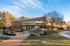 Alumni Hall at WFU Stock Photography