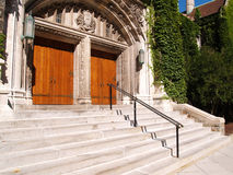 Alumni Memorial Building, Lehigh University stock photography