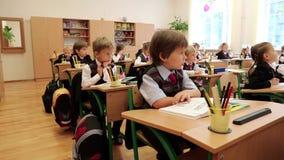 Alumnos en sala de clase