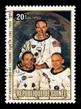Alunissage d'Apollo 11 Image libre de droits