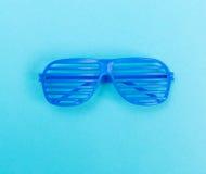 Żaluzja cieni okulary przeciwsłonecznych obrazy stock