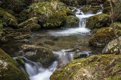 Alva Glen River Royalty Free Stock Images