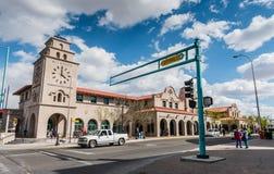 Alvarado transportu centrum - Albuquerque, NM Zdjęcia Royalty Free