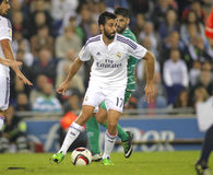 Alvaro Arbeloa of Real Madrid Royalty Free Stock Images