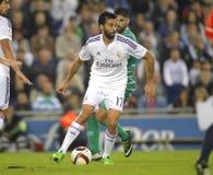 Alvaro Arbeloa of Real Madrid Royalty Free Stock Images