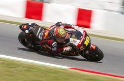 Alvaro Bautista racing Stock Photo