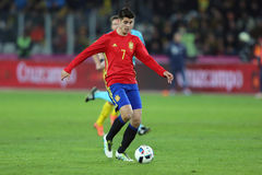 Alvaro Morata Stock Photo
