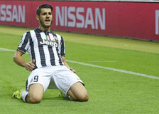 Alvaro Morata  Stock Photography