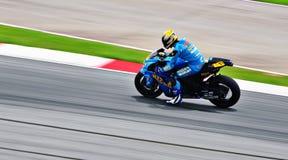 alvaro motogp Bautista Fotografia Stock