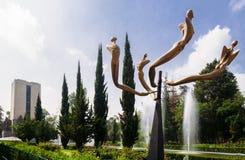 Alvaro Obregón Monument Mexico City Royalty Free Stock Photography
