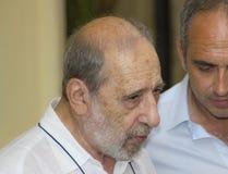 Alvaro siza interviewed Stock Photo