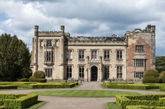 Alvaston Schloss-Park-Haus Lizenzfreies Stockfoto