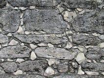 Alvenaria da água de Rockstone Fotografia de Stock Royalty Free