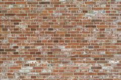 Alvenaria em uma ligação ereta assim chamada do tijolo com apontar grampeado foto de stock royalty free