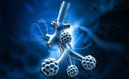 alveoli Imagens de Stock Royalty Free