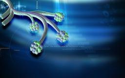 alveoli Fotografia de Stock Royalty Free