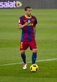 Alves (FC Barcelona) Stock Photos