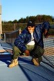 Alvins uno dei miei migliori modelli Fotografia Stock Libera da Diritti