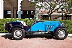 Alvis Speed 20 on Vintage Car Parade Stock Image