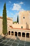 Alvito castelo pousada Stock Image