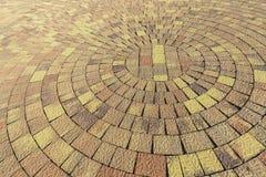 Alvo de pedra da textura Fotografia de Stock Royalty Free