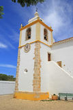 Alvor church, Portugal. Stock Images