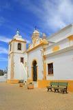Alvor church, Portugal. Stock Image