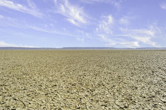 The Alvord Desert, Harney County, Southeastern Oregon, Western United States Royalty Free Stock Photography