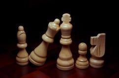 Alvorecer da batalha Foto de Stock Royalty Free