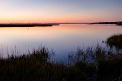 Alvorecer de Cape Cod Imagem de Stock Royalty Free