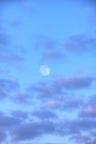 alvorecer Nuvens Fotografia de Stock Royalty Free