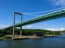 Alvsborg Bridge in Goteborg Royalty Free Stock Photo