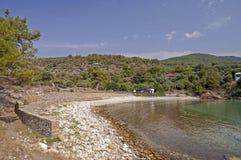 Alyki, Thasos, Greece Stock Photography